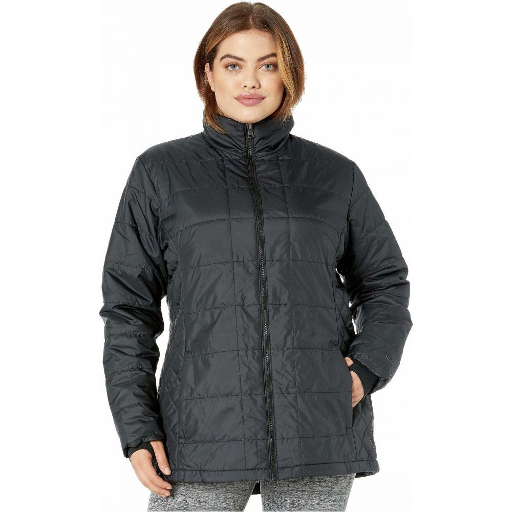 コロンビア Columbia レディース ダウン・中綿ジャケット 大きいサイズ アウター【Plus Size Carson Pass IC Jacket】Olive Green