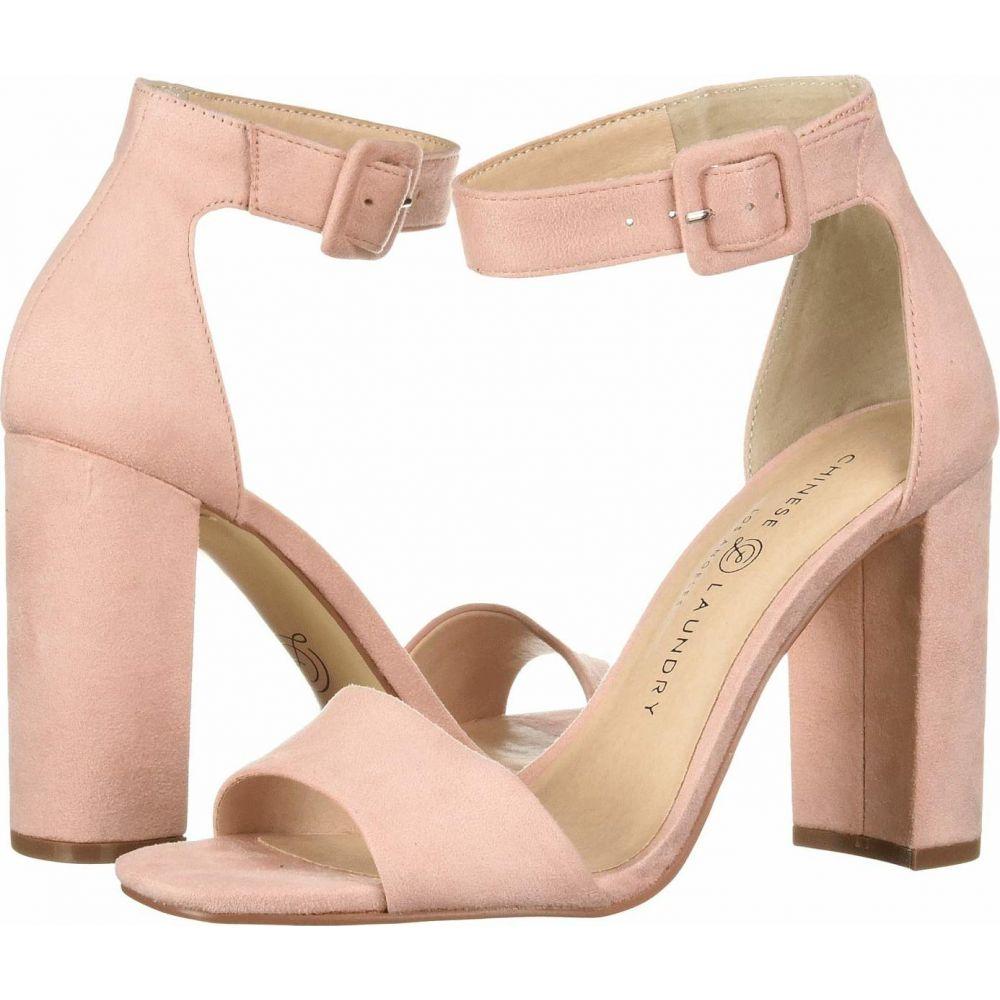 チャイニーズランドリー Chinese Laundry レディース サンダル・ミュール シューズ・靴【Jettie】Petal Pink