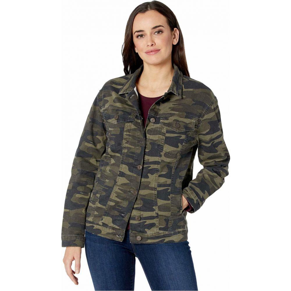 マーヴィ ジーンズ Mavi Jeans レディース ジャケット ミリタリージャケット アウター【Karla Boyfriend Jacket in Military Camouflage】Military Camouflage