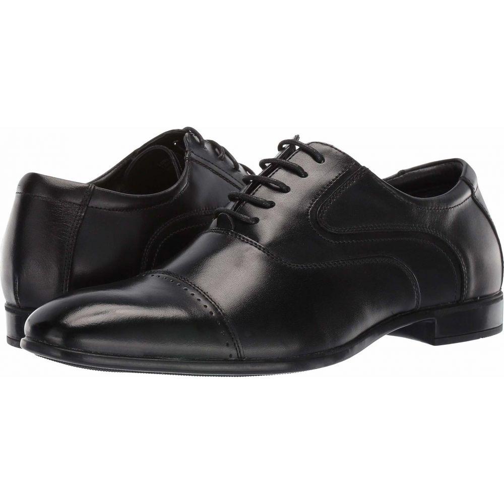 スティーブ マデン Steve Madden メンズ 革靴・ビジネスシューズ シューズ・靴【Lowkey Oxford】Black Leather