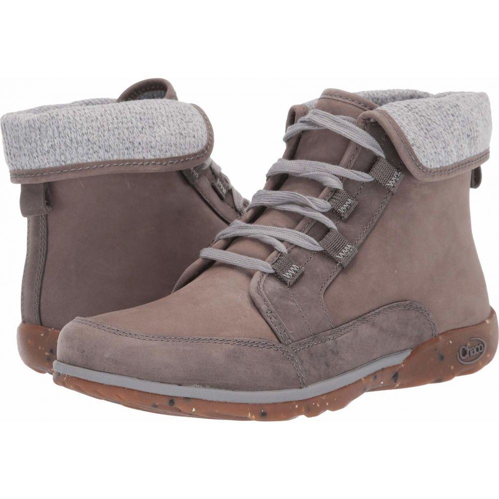 チャコ Chaco レディース ブーツ シューズ・靴【Barbary】Nickel New