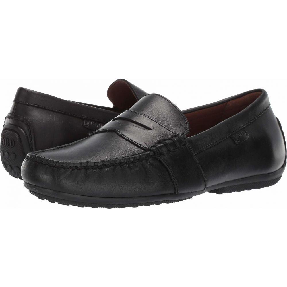 ラルフ ローレン Polo Ralph Lauren メンズ ローファー シューズ・靴【Reynold】Black