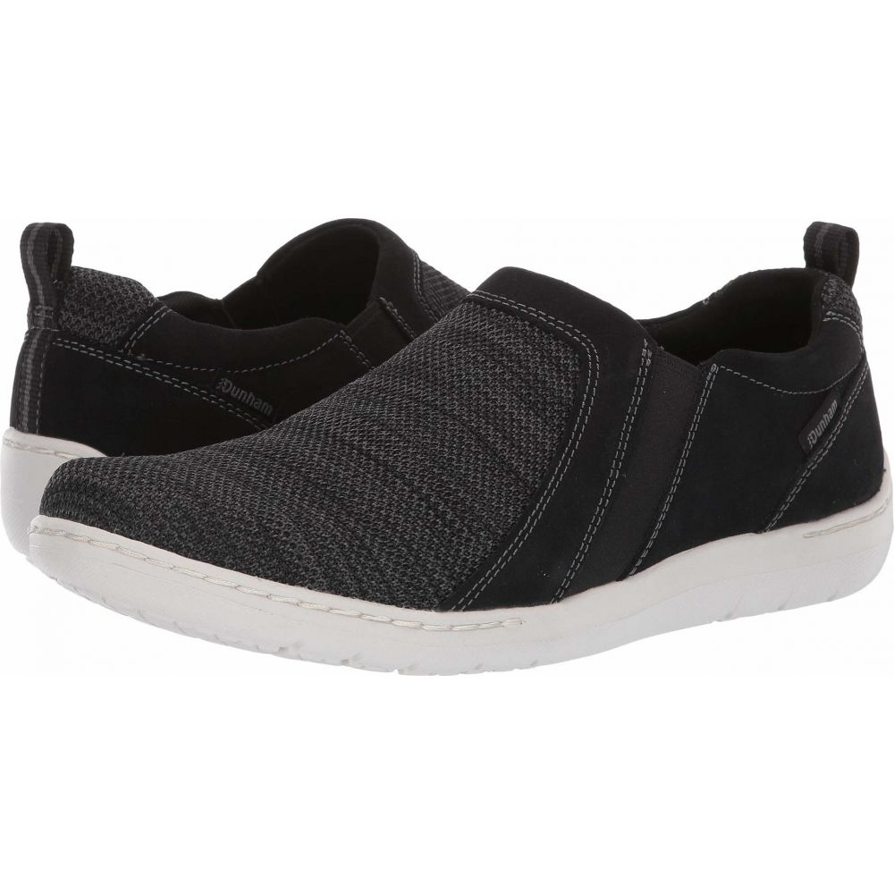 ダナム Dunham メンズ スニーカー シューズ・靴【D Fitsmart Double Gore】Black
