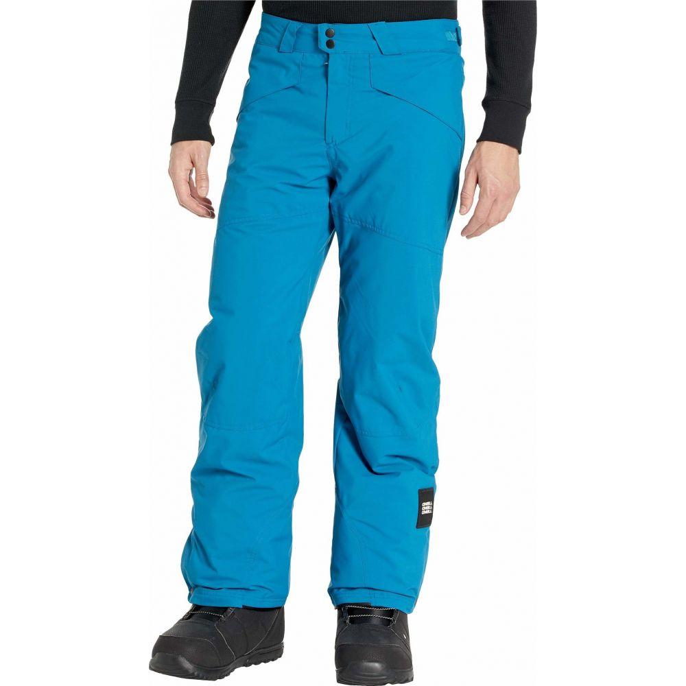 オニール O'Neill メンズ スキー・スノーボード ボトムス・パンツ【Hammer Insulated Pants】Seaport Blue