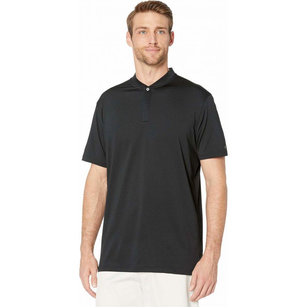ナイキ Nike Golf メンズ ポロシャツ トップス【TW Dry Polo Blade】Black/Black
