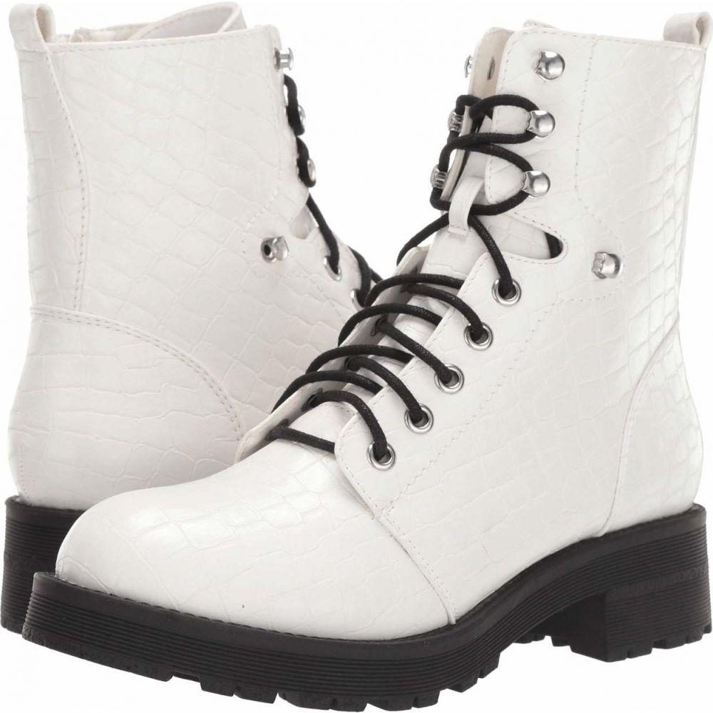 ミア MIA レディース ブーツ シューズ・靴【Indigo-G】White