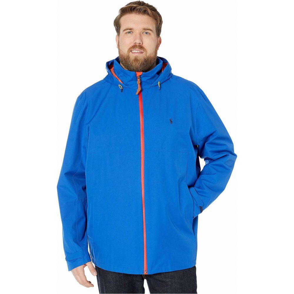 ラルフ ローレン Polo Ralph Lauren Big & Tall メンズ ジャケット 大きいサイズ アウター【Big & Tall Repel Jacket】Blue Saturn