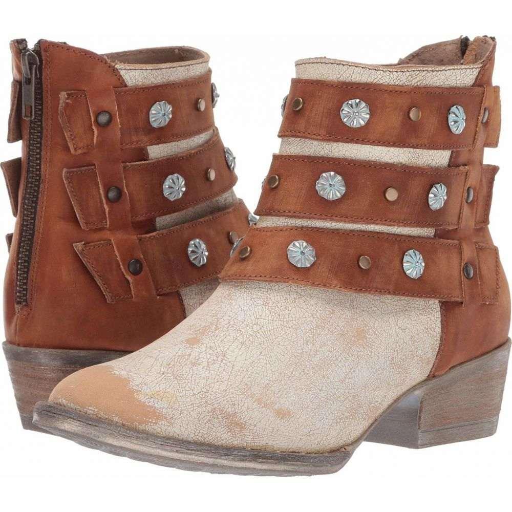 コラル Corral Boots レディース ブーツ シューズ・靴【Q5081】Camel