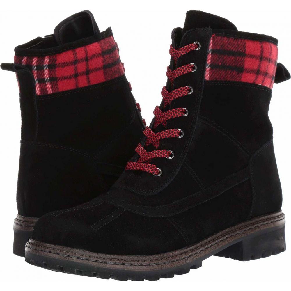 ブロンド Blondo レディース ブーツ シューズ・靴【Pyper Waterproof】Black/Red