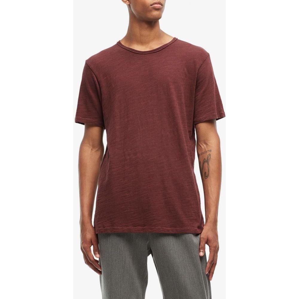 ラグ&ボーン rag & bone メンズ Tシャツ トップス【Classic Tee】Maroon