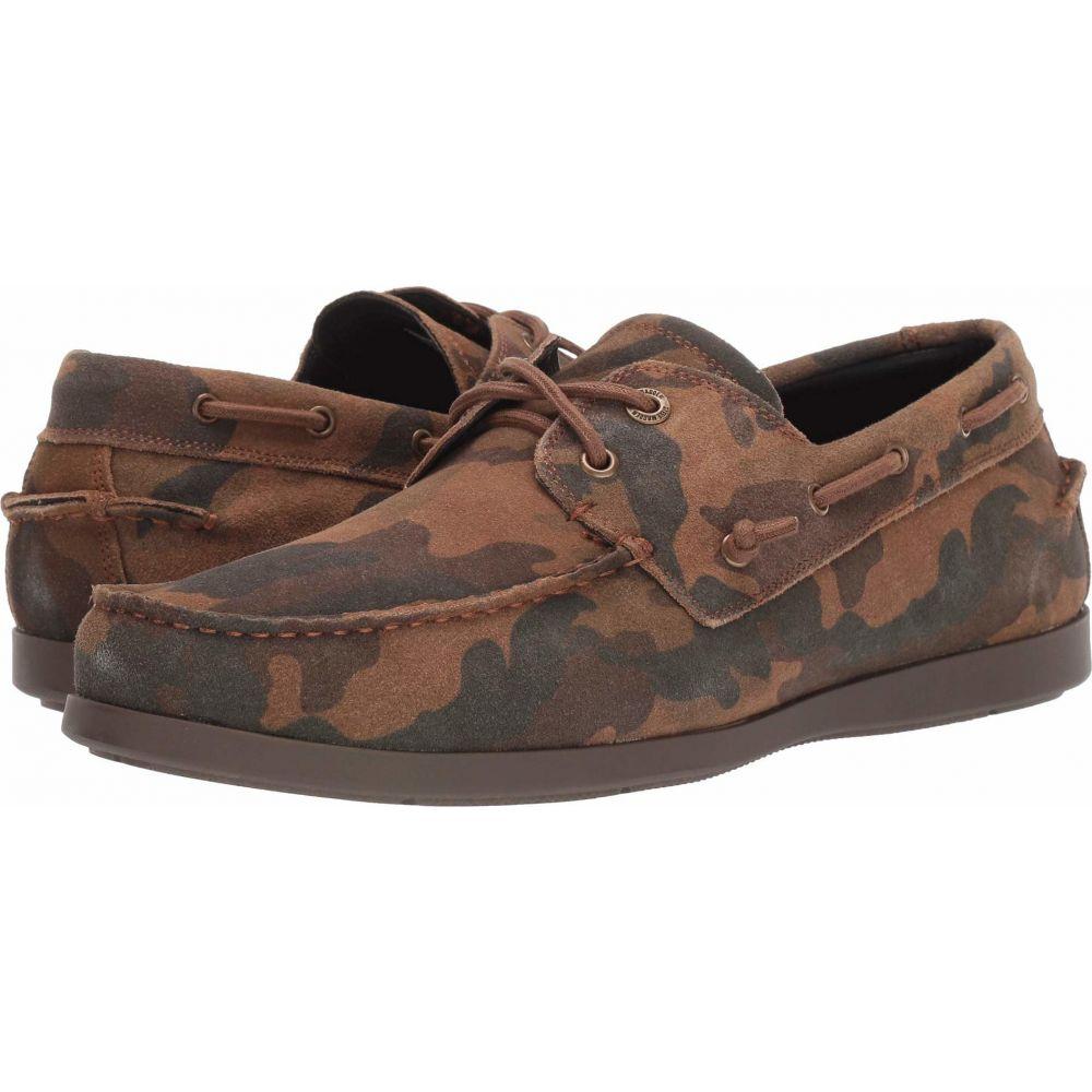 スティーブ マデン Steve Madden メンズ デッキシューズ シューズ・靴【Gametyme Boat Shoe】Camouflage