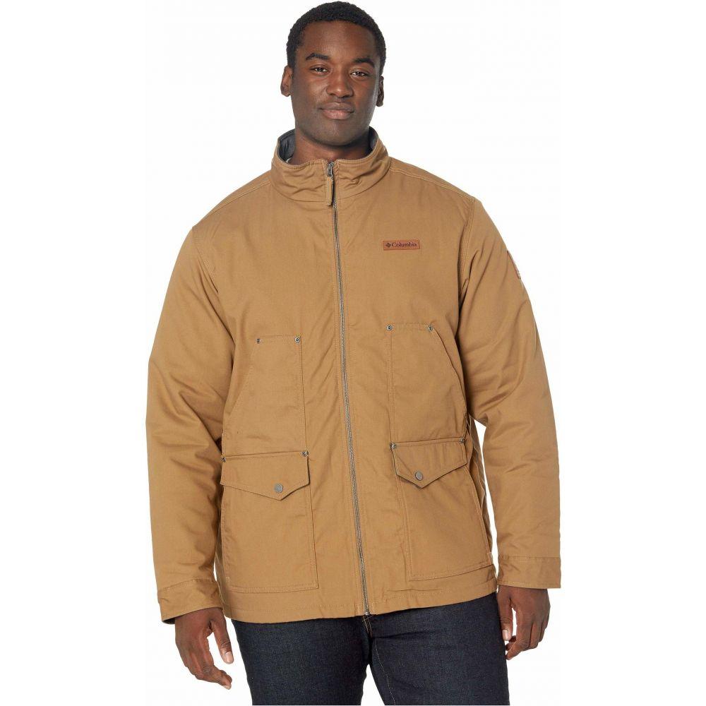 コロンビア Columbia メンズ ジャケット 大きいサイズ アウター【Big & Tall Loma Vista Jacket】Delta