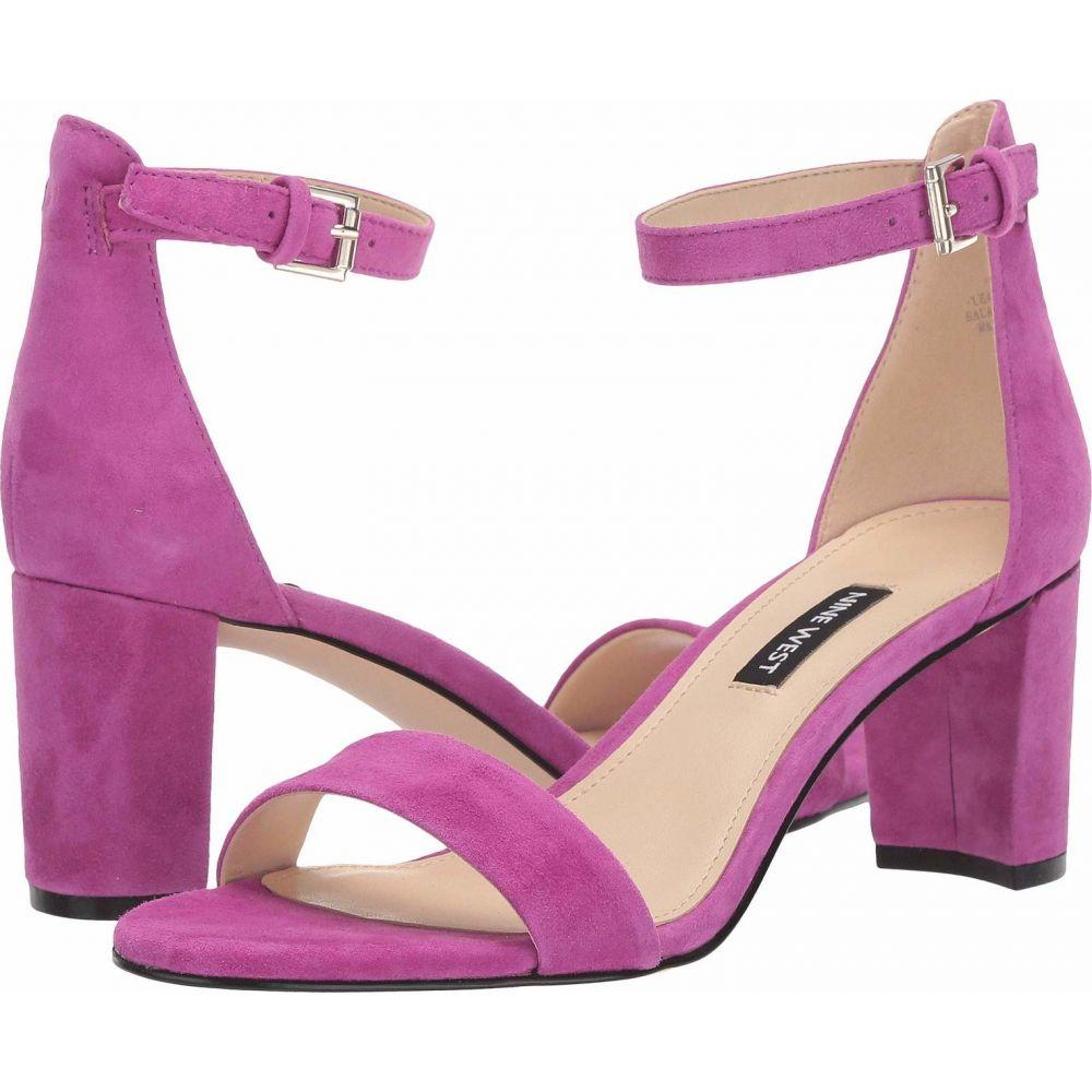 ナインウエスト Nine West レディース サンダル・ミュール シューズ・靴【Pruce Block Heel Sandal】Fuchsia