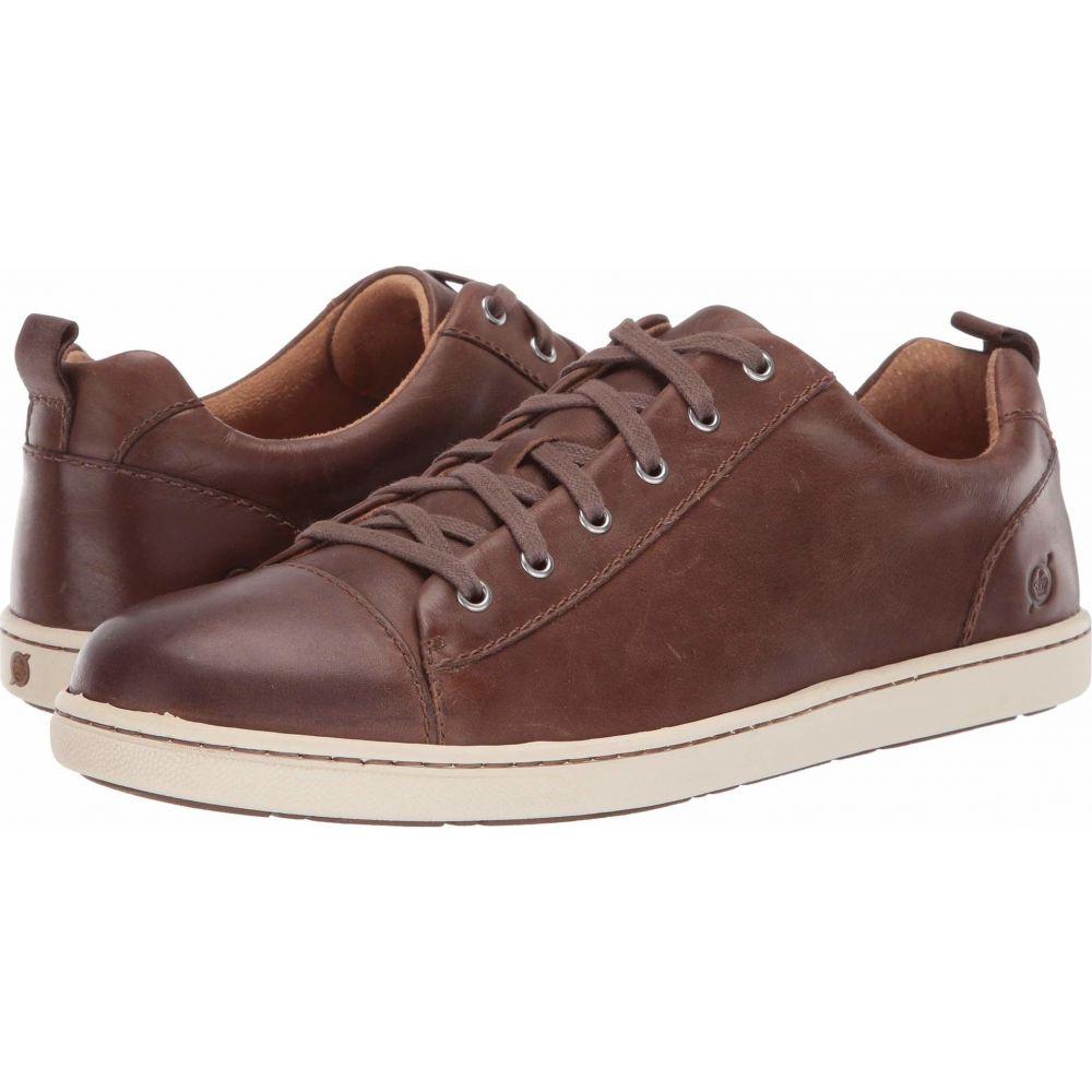 ボーン Born メンズ スニーカー シューズ・靴【Allegheny】Taupe Full Grain Leather