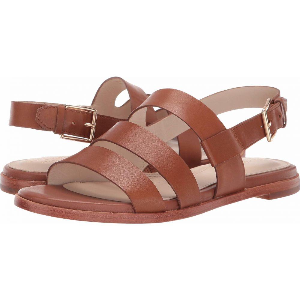 コールハーン Cole Haan レディース サンダル・ミュール シューズ・靴【Anela Grand Sandal】CH British Tan Leather