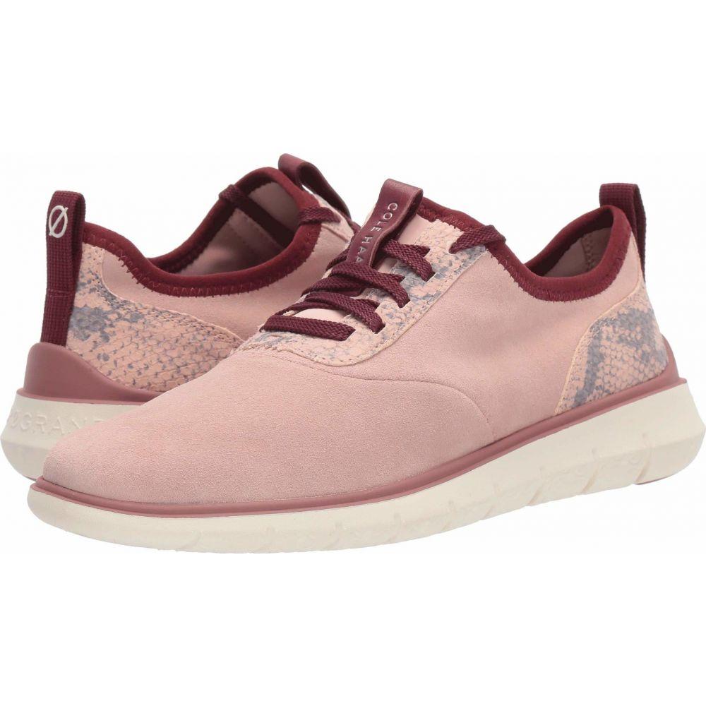 コールハーン Cole Haan レディース スニーカー シューズ・靴【Generation Zerogrand Sneaker】Mahogany Rose/Ivory