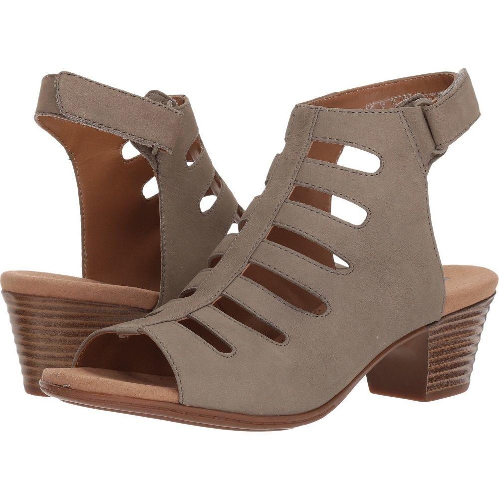 クラークス Clarks レディース サンダル・ミュール シューズ・靴【Valarie Shelly】Sage Nubuck
