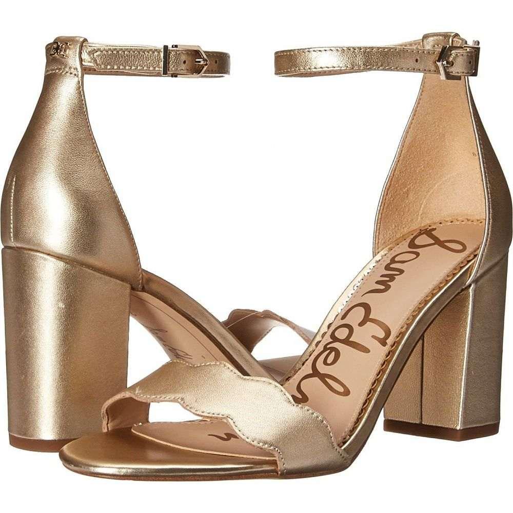 サム エデルマン Sam Edelman レディース サンダル・ミュール アンクルストラップ シューズ・靴【Odila Ankle Strap Sandal Heel】