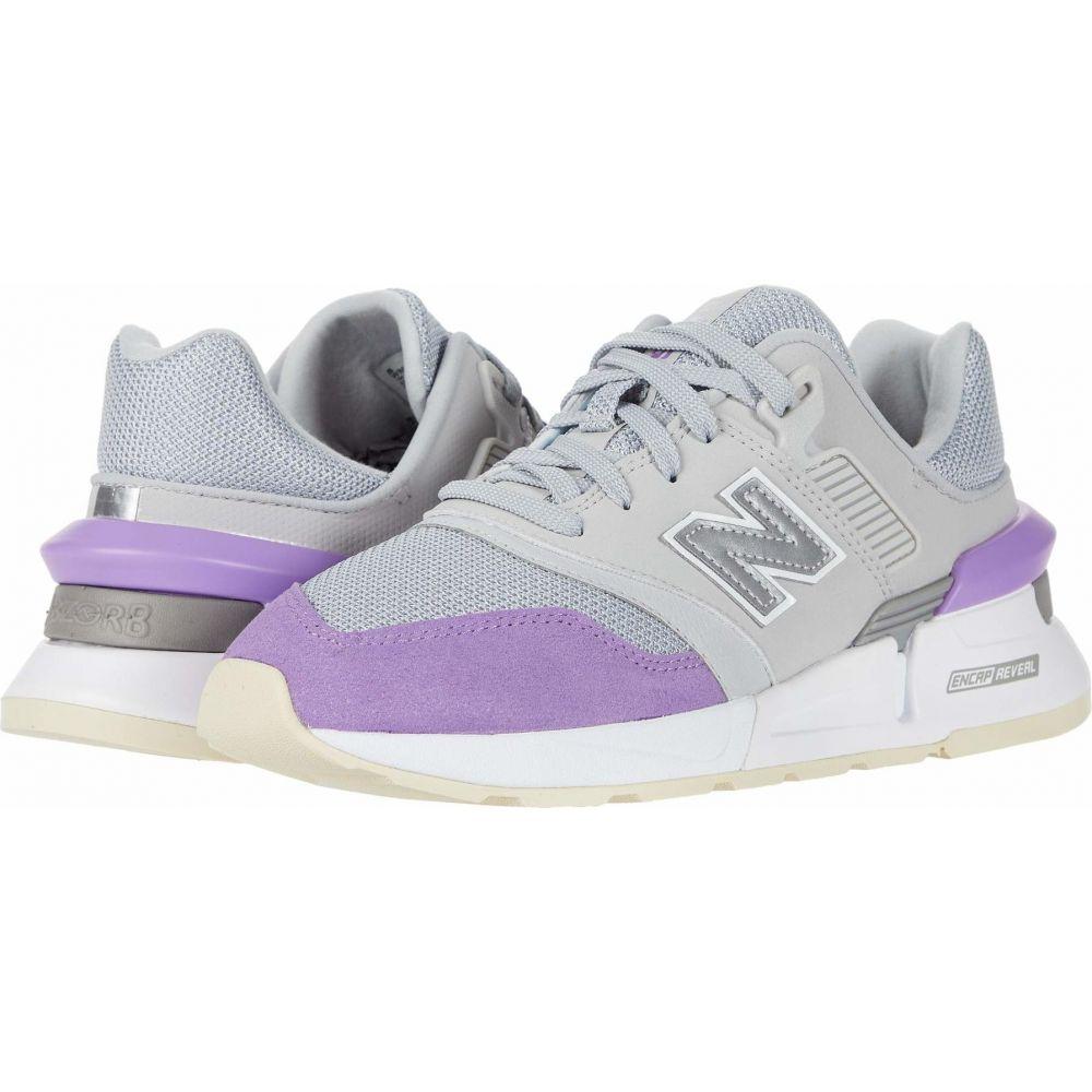ニューバランス New Balance Classics レディース スニーカー シューズ・靴【WS997Jv1】Light Aluminum/Neo Violet