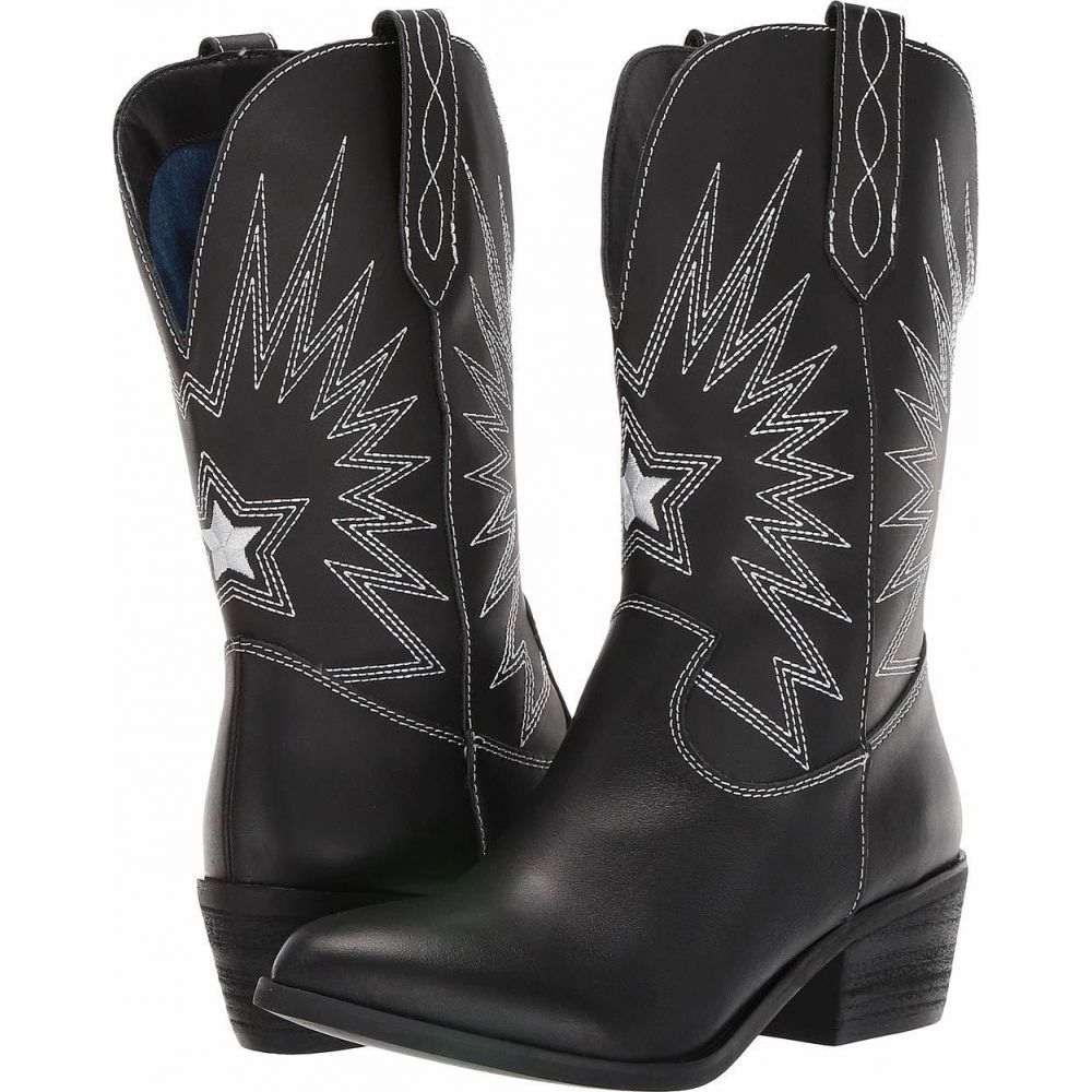 ディンゴ Dingo レディース ブーツ シューズ・靴【Rockstar】Black