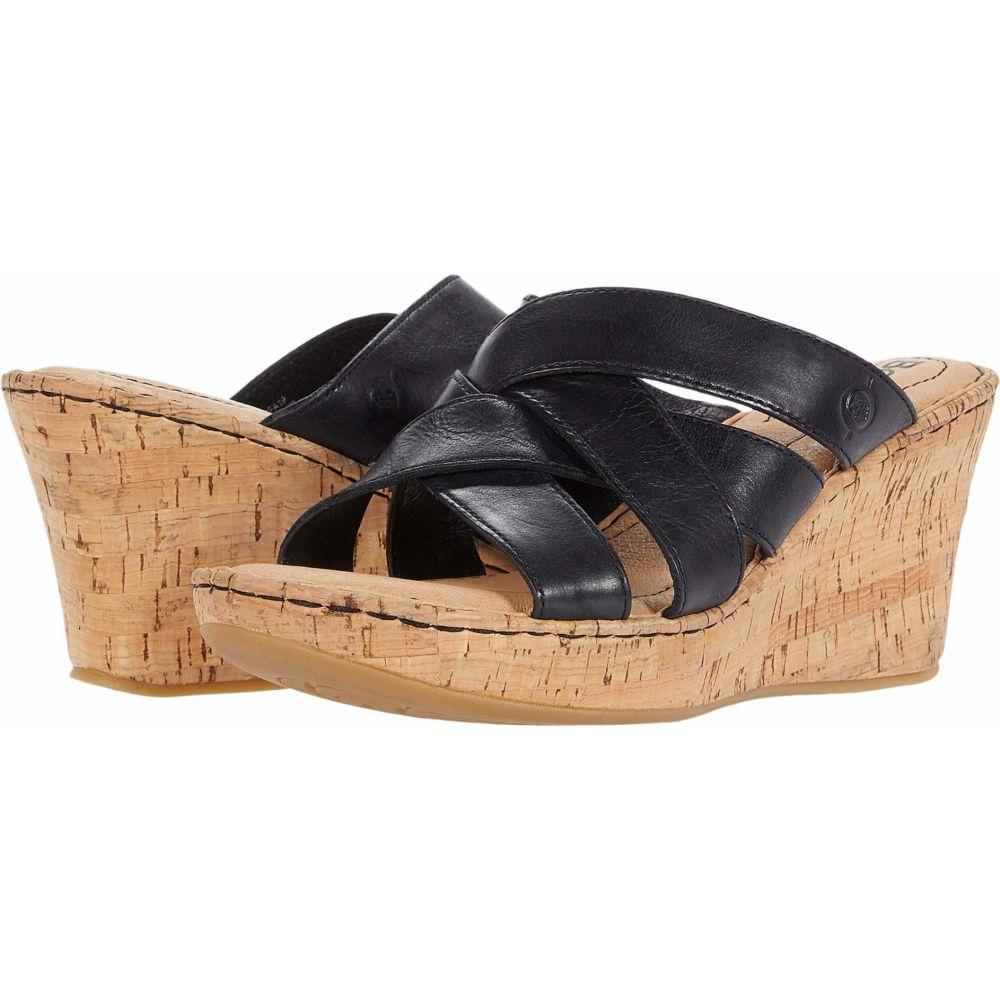 ボーン Born レディース サンダル・ミュール シューズ・靴【Pelican】Black