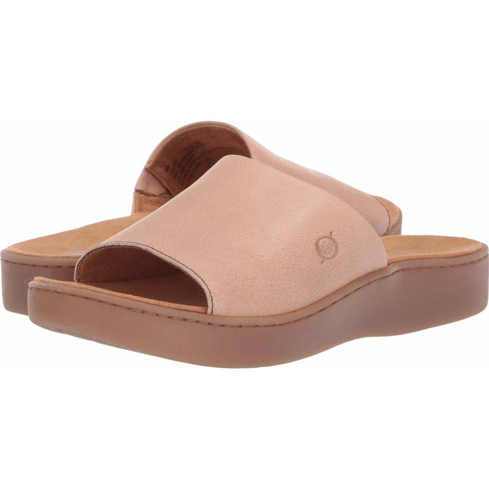 ボーン Born レディース サンダル・ミュール シューズ・靴【Ottawa】Taupe Full Grain Leather