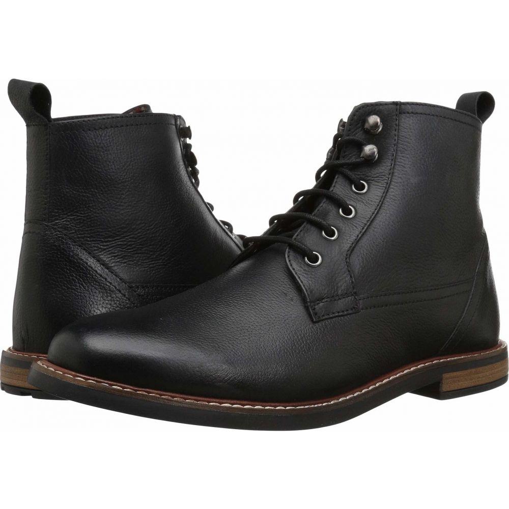 ベンシャーマン Ben Sherman メンズ ブーツ シューズ・靴【Birk Plain Toe Boot】Black