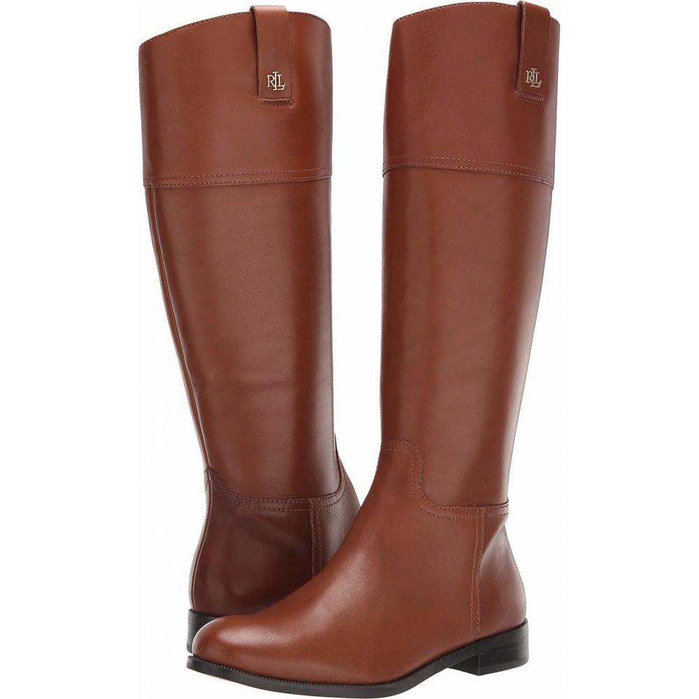 ラルフ ローレン LAUREN Ralph Lauren レディース ブーツ シューズ・靴【Barkston】Deep Saddle Tan