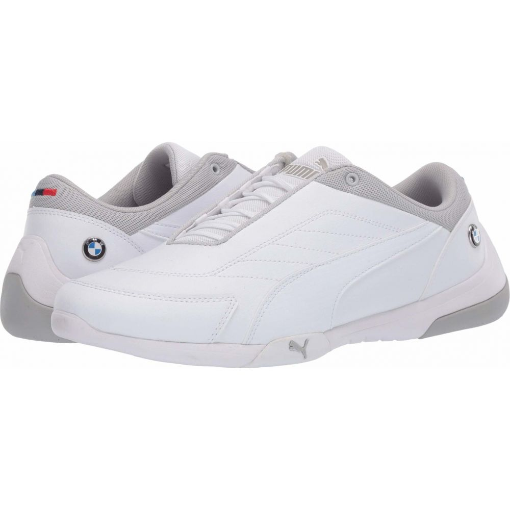 プーマ PUMA メンズ スニーカー シューズ・靴【BMW MMS Kart Cat III NM】Puma White/Puma White