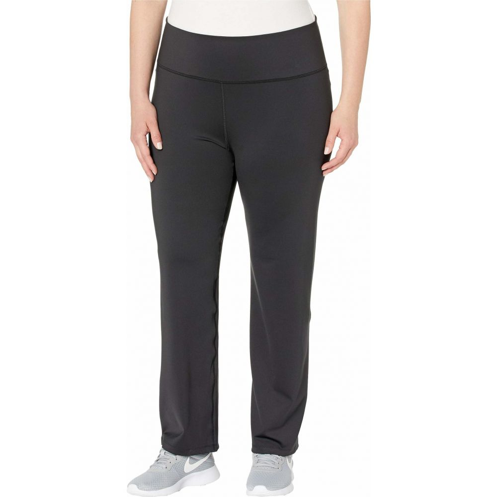 ナイキ Nike レディース フィットネス・トレーニング ボトムス・パンツ【Power Classic Gym Pants (Sizes 1X-3X)】Black/Black