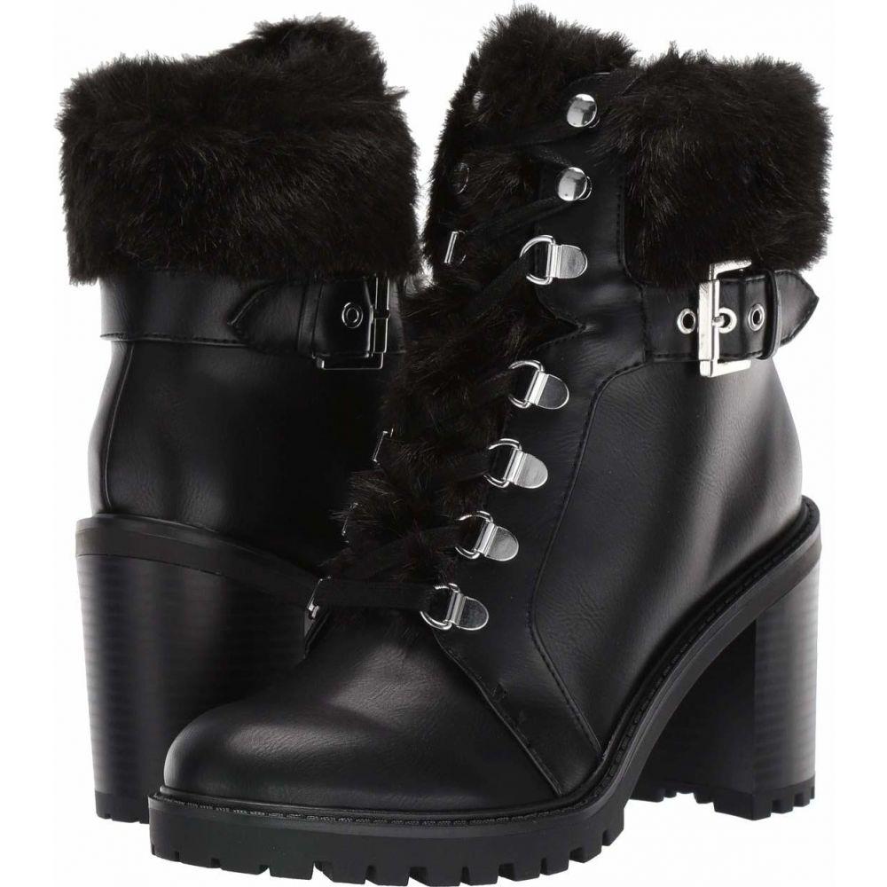 ゲス GUESS レディース ブーツ シューズ・靴【Geisha】Black