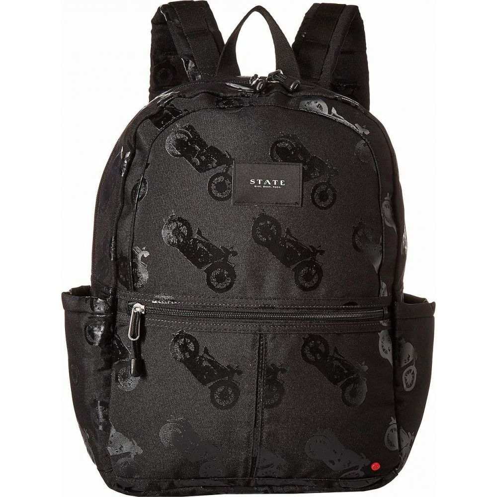 ステイト STATE Bags レディース バックパック・リュック バッグ【Kane】Black