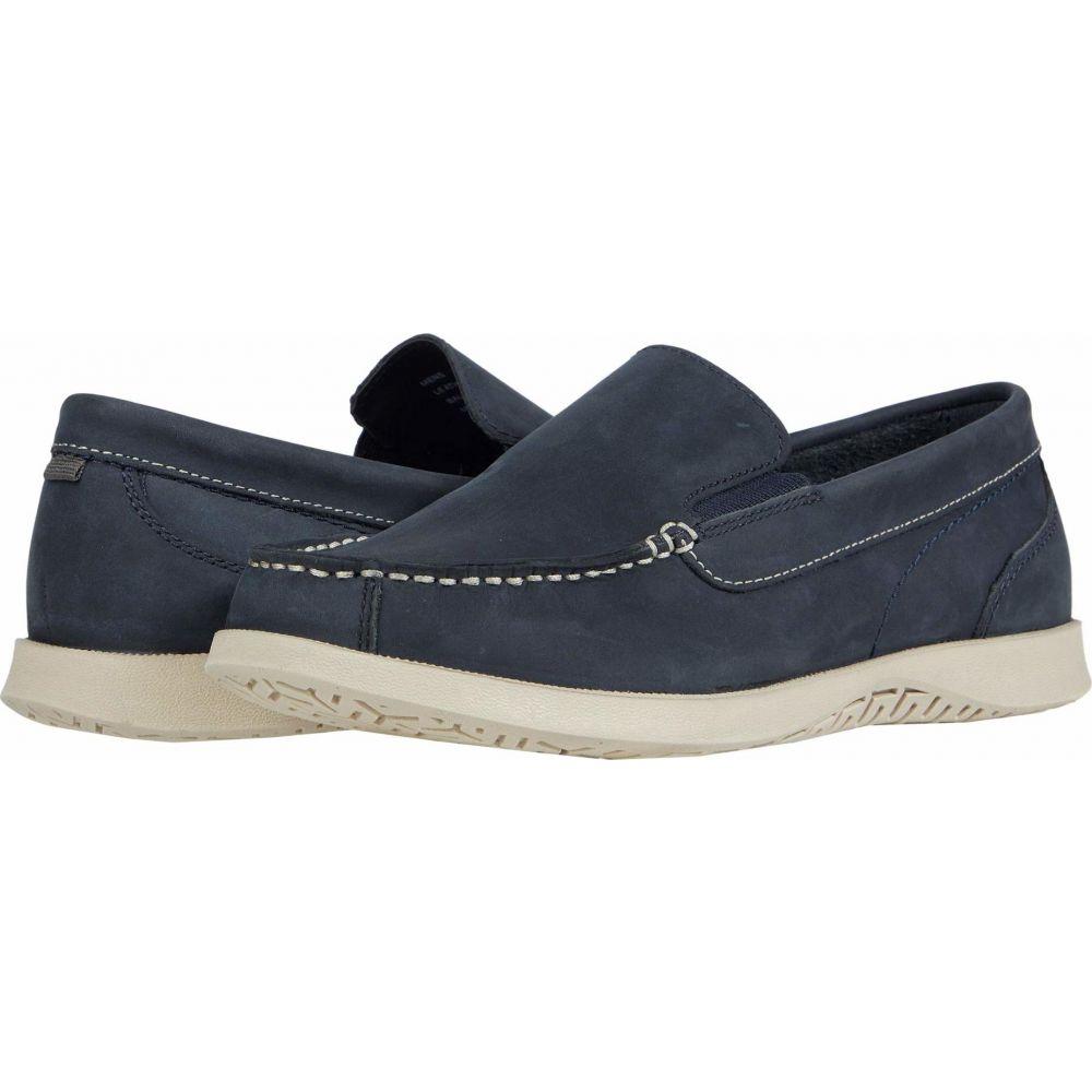 フローシャイム Florsheim メンズ ローファー シューズ・靴【Nassau Venetian】Navy