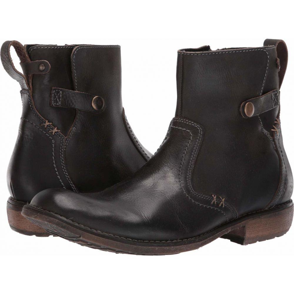 ロエン Roan メンズ ブーツ シューズ・靴【TYE by】Black Greenland