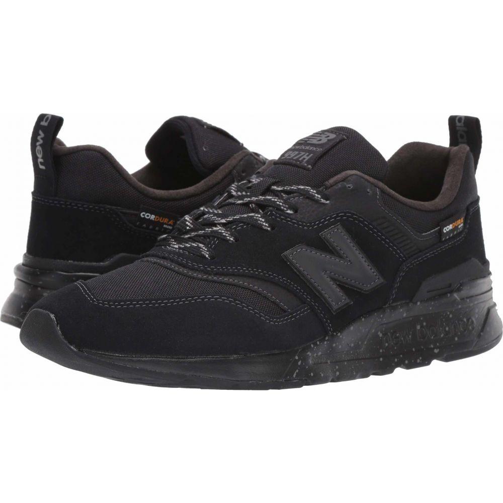 ニューバランス New Balance Classics メンズ スニーカー シューズ・靴【997H】Black Suede/Textile