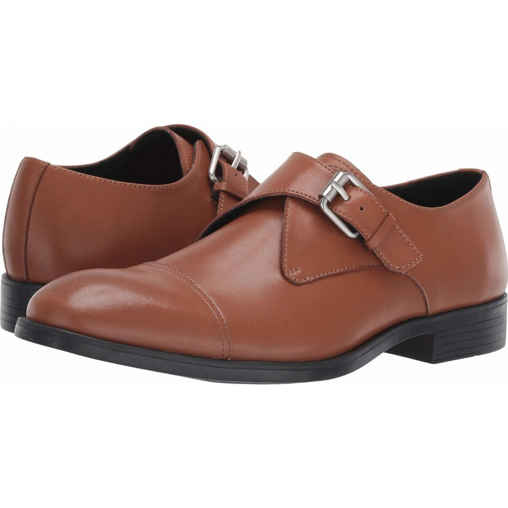 カルバンクライン Calvin Klein メンズ 革靴・ビジネスシューズ シューズ・靴【Channer】Vachetta