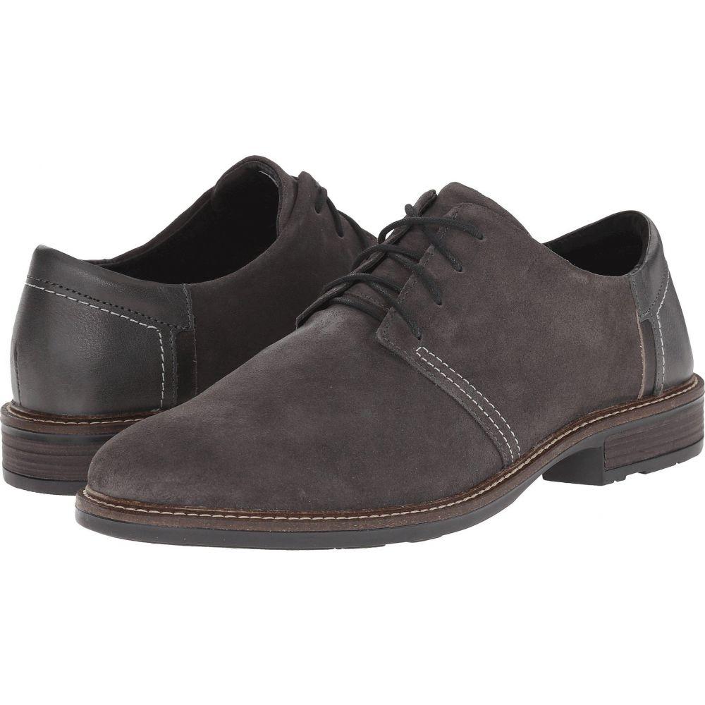 ナオト Naot メンズ 革靴・ビジネスシューズ シューズ・靴【Chief】Gray Suede/Tin Gray Leather/Vintage Gray Leather