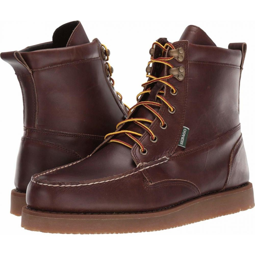 セバゴ Sebago メンズ ブーツ シューズ・靴【Rogden Boot】Dark Brown/Gum