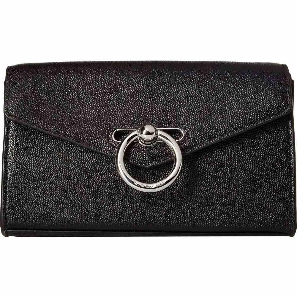 レベッカ ミンコフ Rebecca Minkoff レディース ボディバッグ・ウエストポーチ バッグ【Jean Belt Bag】Black