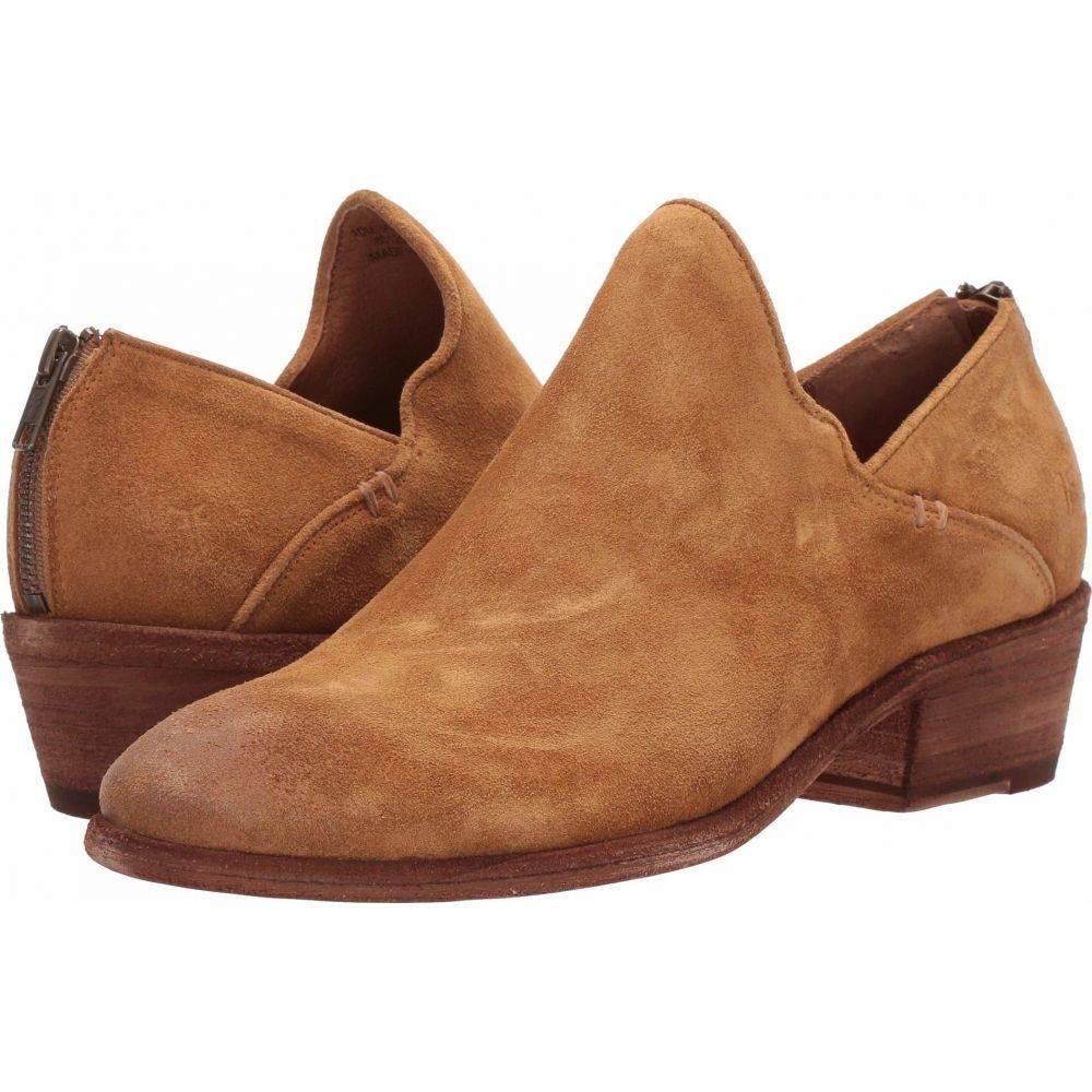 フライ Frye レディース ブーツ シューズ・靴【Carson Shootie】Brandy Oiled Suede