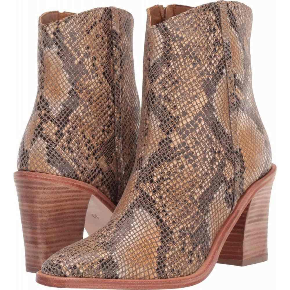 フリーピープル Free People レディース ブーツ ショートブーツ シューズ・靴【Barclay Ankle Boot】Brown Combo