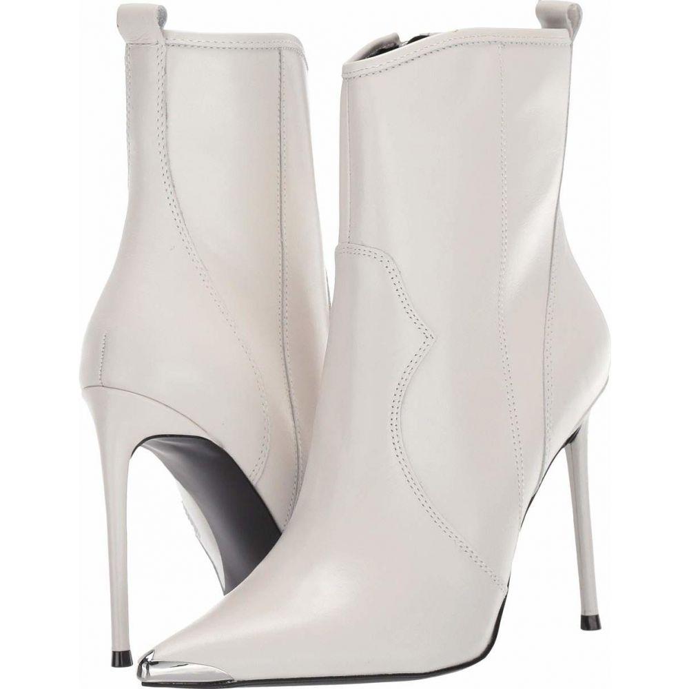 スティーブ マデン Steve Madden レディース ブーツ シューズ・靴【Winnie Harlow x Tina Bootie】White Leather