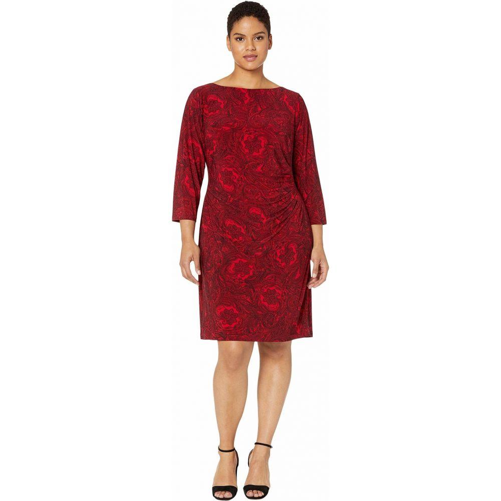 ラルフ ローレン LAUREN Ralph Lauren レディース ワンピース 大きいサイズ ワンピース・ドレス【Plus S