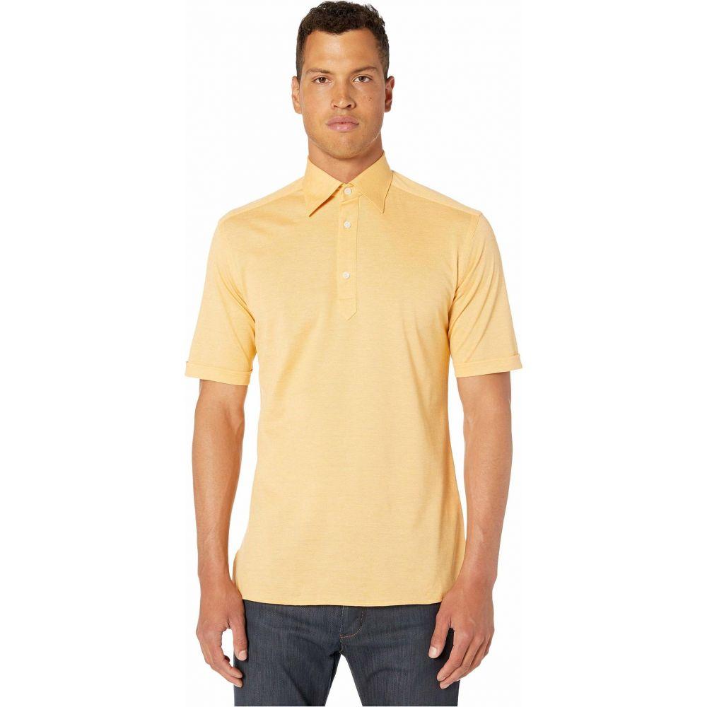 イートン Eton メンズ ポロシャツ トップス【Classic Polo】Yellow