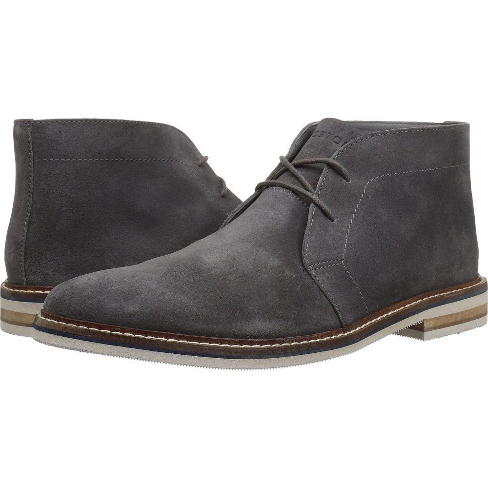 ボストニアン Bostonian メンズ ブーツ シューズ・靴【Dezmin Mid】Grey Suede