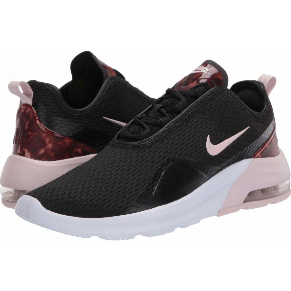 ナイキ Nike レディース スニーカー エアマックス シューズ・靴【Air Max Motion 2】Black/White/Barely Rose