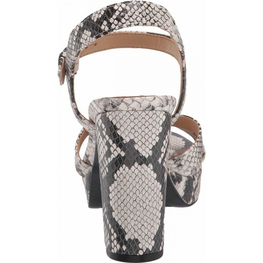 ナチュラライザー Naturalizer レディース サンダル・ミュール シューズ・靴 Mia Alabaster Snake Print LeathereE2DIYHW9b