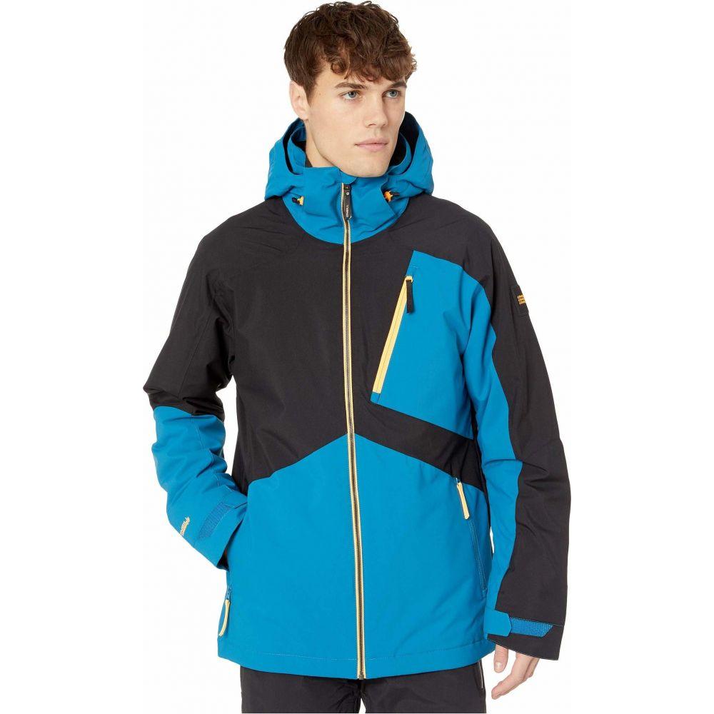 オニール O'Neill メンズ スキー・スノーボード ジャケット アウター【Aplite Jacket】Seaport Blue