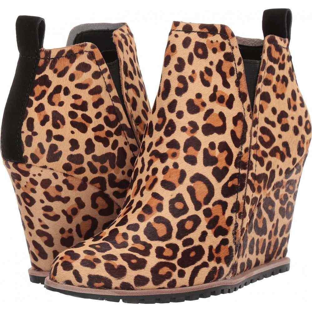 ドルチェヴィータ Dolce Vita レディース ブーツ シューズ・靴【Gianni】Dark Leopard Haircalf
