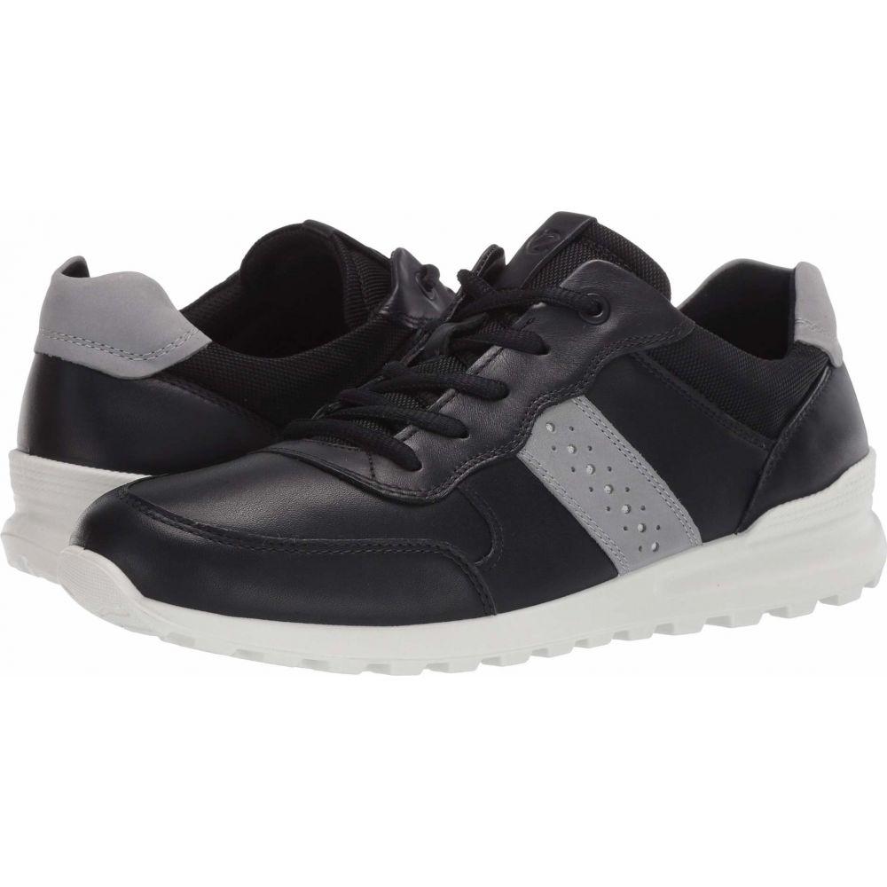エコー ECCO レディース スニーカー シューズ・靴【CS20 Sneaker】Black/Wild Dove Cow Leather/Cow Nubuck